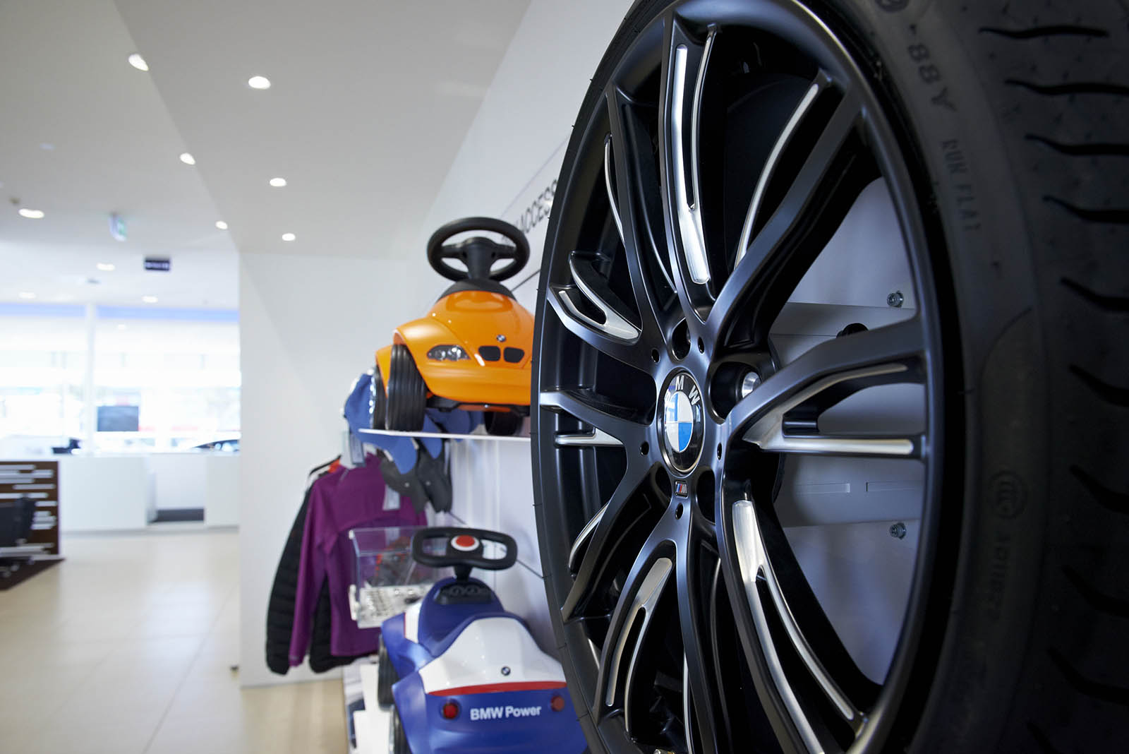Coombes Johnston BMW Mini Showroom